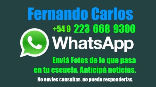 whatsapp fc